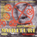 Jerry Goldsmith ‎– Morituri - The Saboteur + Bonustracks: In Harm's Way (Original Soundtrack