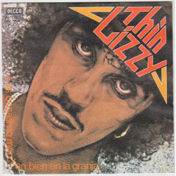 Thin Lizzy ‎– Things Ain't Working Out Down At The Farmer (Las Cosas No Marchan Bien En La Granja)