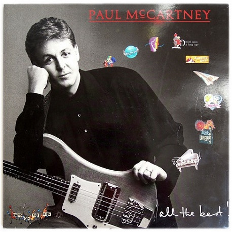Paul McCartney ‎– All The Best!