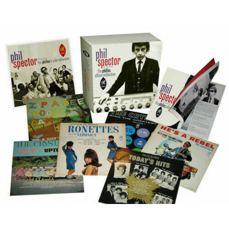 Phil Spector – The Philles Album Collection.