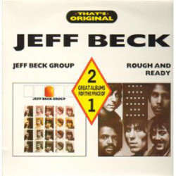 Jeff Beck Group – Jeff Beck Group - Rough And Ready.