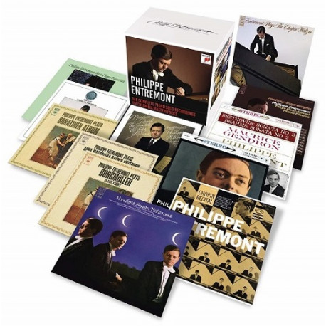 Philippe Entremont - The Complete Sony Recordings - Pack/Box set