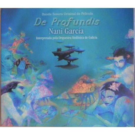 Nani García – De Profundis (Banda Sonora Orixinal Da Pelicula)