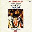 The Who ‎– My Generation / Kids Are Alright