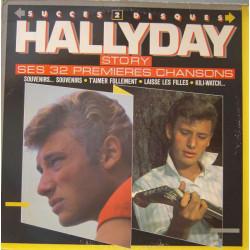 Johnny Hallyday – Hallyday Story - Ses 32 Premières Chansons