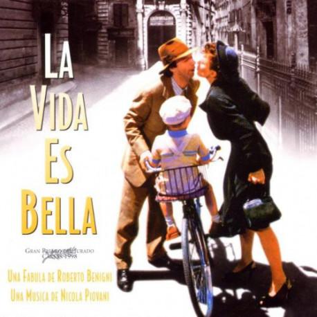 Nicola Piovani – La Vida Es Bella (La Vita È Bella)