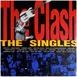 The Clash ‎– The Singles