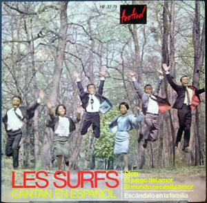 Les Surfs - El Juego del Amor