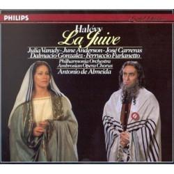 Jacques Fromental Halévy, José Carreras, Iulia Várady - The Ambrosian Opera Chorus, Philharmonia Orchestra, Antonio De Almeida