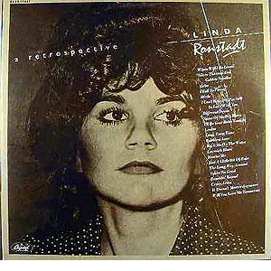 Linda Rondstadt - A Retrospective 2 LP