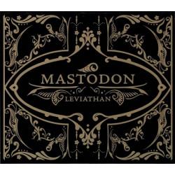 Mastodon – Leviathan - CD, Album + DVD-Audio