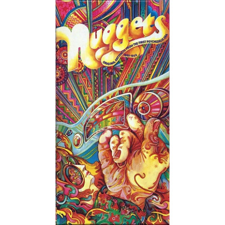 Nuggets (Original Artyfacts From The First Psychedelic Era 1965-1968)