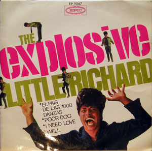 Little Richard - The Explosive