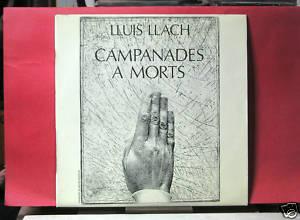 Lluis Llach - Campanades a Morts