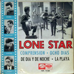 Lone Star, Comprensión, EP, 4 Temas