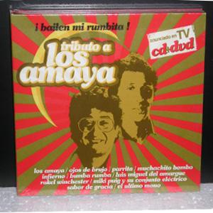 Tributo a los Amaya - ¡Bailen Mi Rumbita!