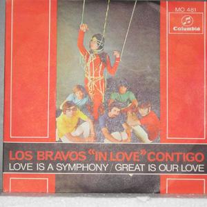 Los Bravos - ''In Love'' Contigo