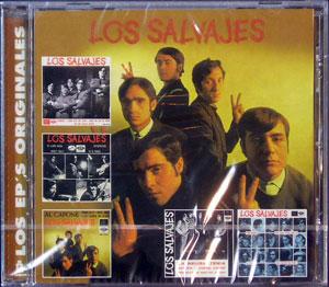 Salvajes, Los - Los EP's Originales