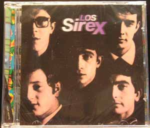 Sirex, Los - Pop De Los 60
