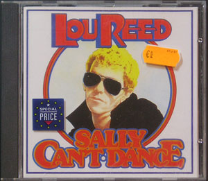 Lou Reed - Sally Cant Dance