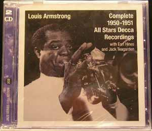 Louis Armstrong - Complete  1950-1951 All Stars