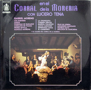En El Corral De La Moreria - Con Lucero Tena