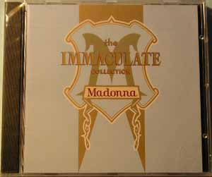 Madonna - The Inmaculate Collection