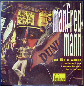 Manfred Mann - Just Like A Woman