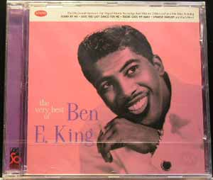 THE VERY BEST OF BEN E.KING