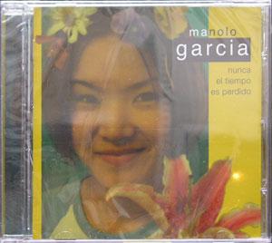 Manolo García - Nunca El Tiempo Es Perdido