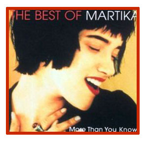 Martika - More Than You Know (The best Of)