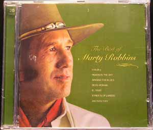 Marty Robbins - The Best Of