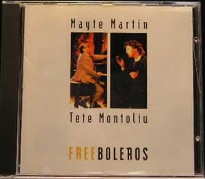 Mayte Martin y Tete Montoliu - Free Boleros