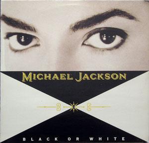 Michael Jackson - Black or White (Maxi)