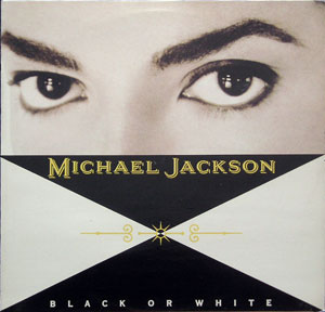 Michael Jackson - Black or White (Maxi)