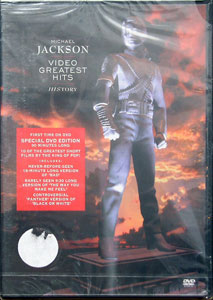 Michael Jackson - History on film Vol.1 (DVD)