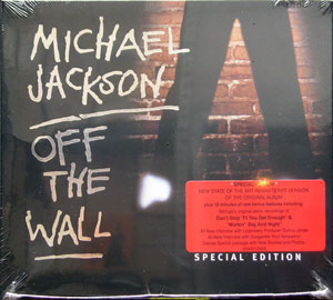 Michael Jackson - Off The Wall (Special Edition)
