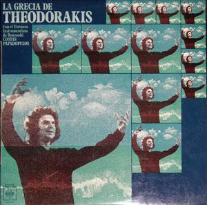 Mikis Theodorakis - La Grecia de Theodorakis