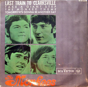 Monkees, the - Last Train To Clarksville