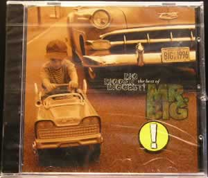 MR Big - Big, Bigger, Biggest